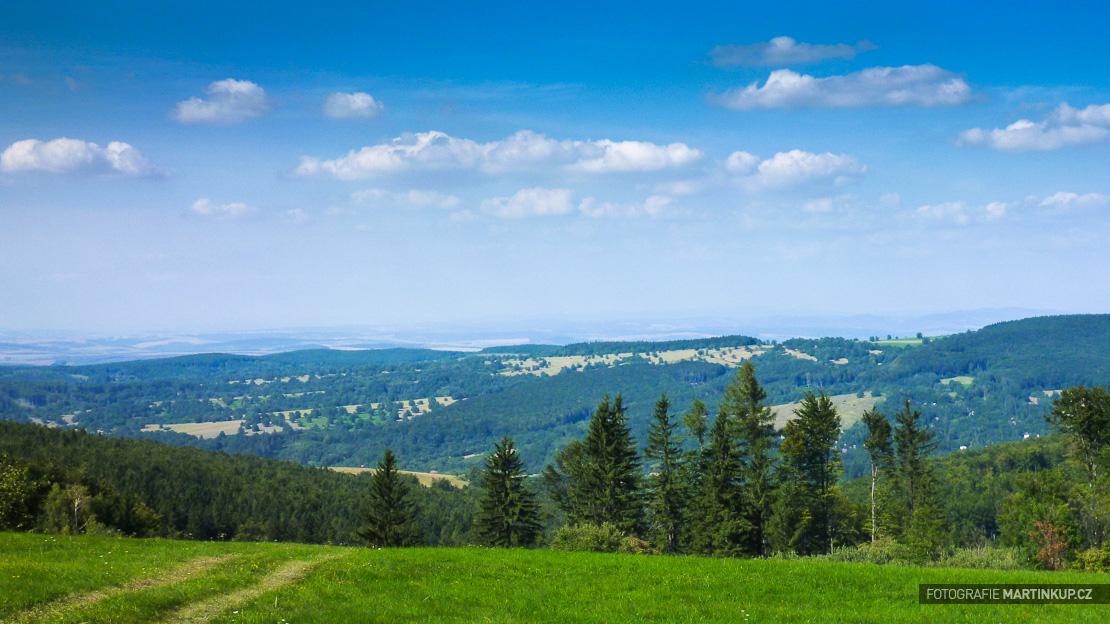 Cyklovýlet Bílé Karpaty - Javorník - Velká Javořina - Suchov