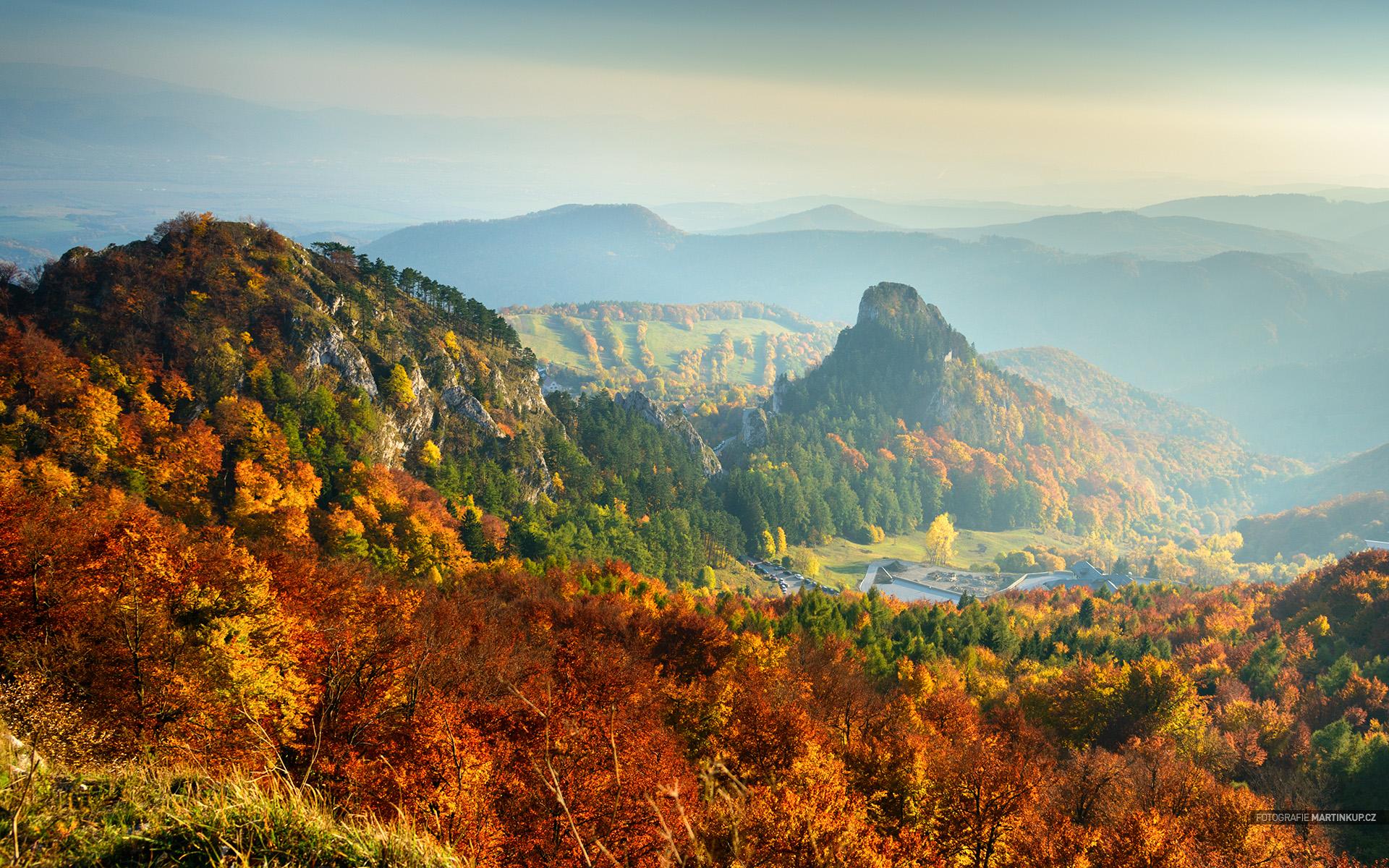 Obrázky podzimu na plochu