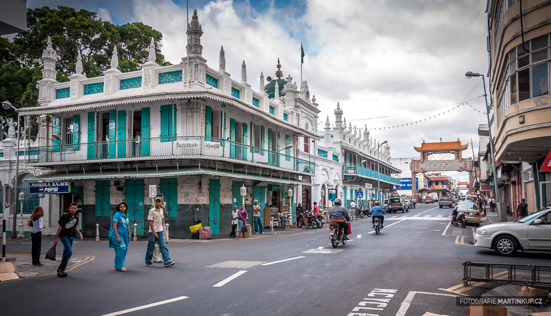 China Town, Port Louis, Mauritius