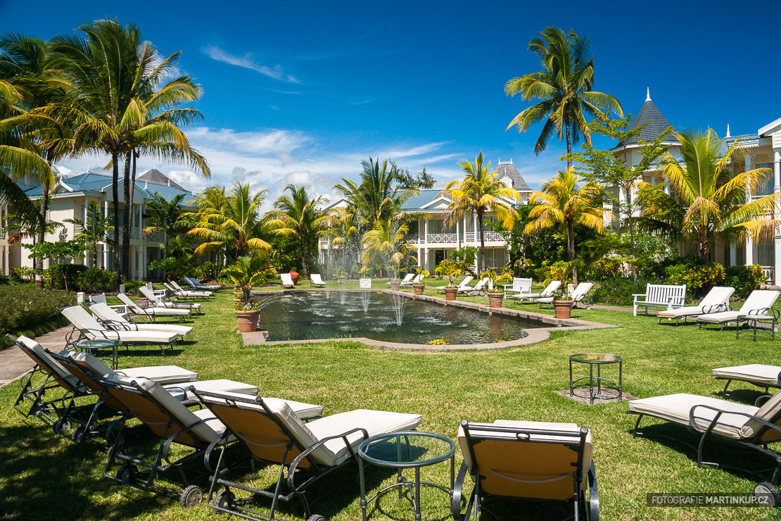 Resort Heritage Le Telfair Golf & Spa (Mauritius)