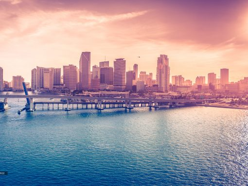 Miami Downtown, Florida, USA